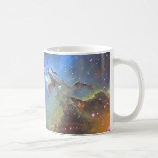 Imagen del Ancho-Campo de la nebulosa de Eagle Taza De Café