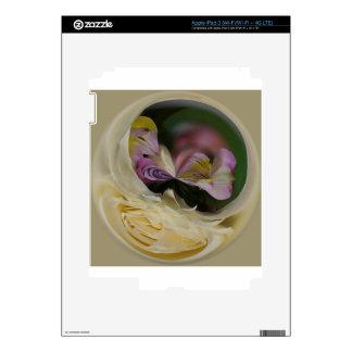 Imagen del arte abstracto iPad 3 pegatina skin