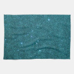Imagen del brillo de moda del trullo toalla de cocina