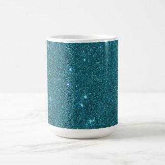 Imagen del brillo de moda del trullo taza
