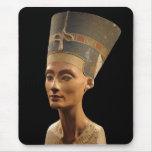 Imagen del busto de Nefertiti en el museo de Neues Mouse Pads