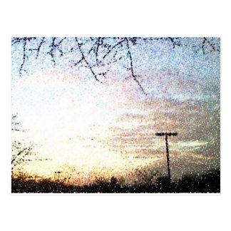 Imagen del cielo tarjetas postales