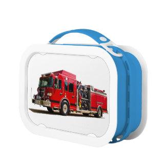 Imagen del coche de bomberos para el