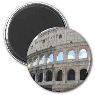 Imagen del Colosseum - el Colosseo romanos Imán Redondo 5 Cm