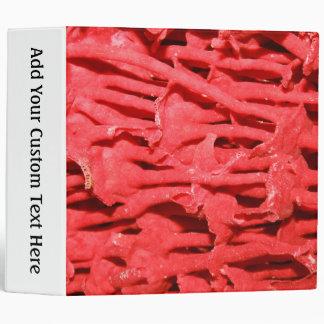 """Imagen del coral rojo del tubo de órgano carpeta 2"""""""