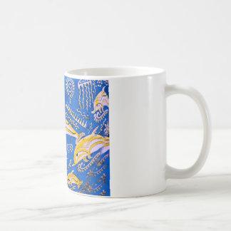 Imagen del delfín para la taza