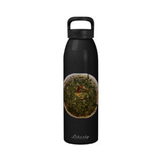 imagen del diseño de la foto de la inmersión de la botella de beber