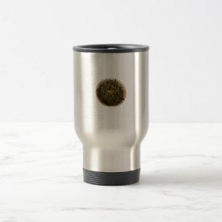 imagen del diseño de la foto de la inmersión de la taza de café