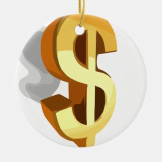 Imagen del dólar adorno de reyes