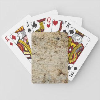 Imagen del Driftwood. Cartas De Póquer