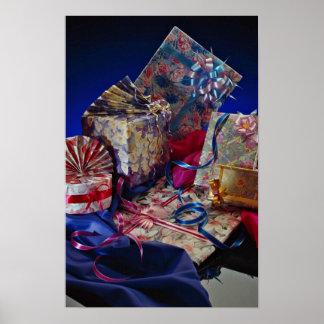 Imagen del envoltorio para regalos impresiones