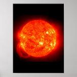 Imagen del espacio de Sun Impresiones