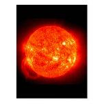 Imagen del espacio de Sun Postal