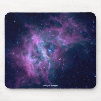 Imagen del espacio exterior de la nebulosa RCW49_0 Tapete De Ratón