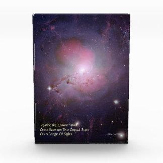 Imagen del espacio profundo de Hubble con la escul