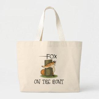 Imagen del Fox Bolsa De Tela Grande