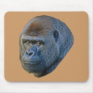 Imagen del gorila tapete de ratones