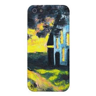 Imagen del granero iPhone 5 protectores