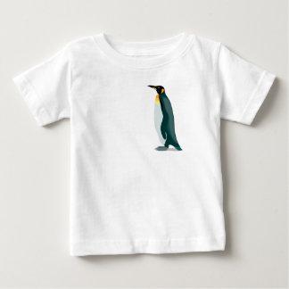 imagen del linux del pingüino polera