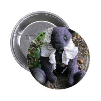 """Imagen del """"oso púrpura del chica"""" de los coleccio pin"""