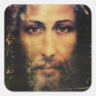 Imagen del pegatina del Jesucristo