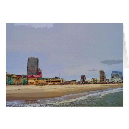Imagen del poster de Atlantic City Tarjeton