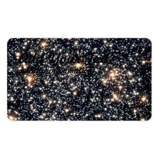 Imagen del telescopio espacial de Hubble (ACS) de  Tarjeta De Visita