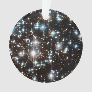 Imagen del telescopio espacial de Hubble del racim