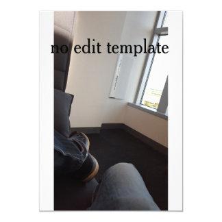 """imagen del texto de la plantilla sin corregir de invitación 5"""" x 7"""""""