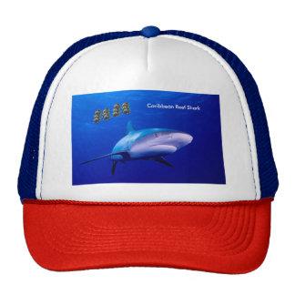Imagen del tiburón para el Camionero-Gorra Gorros