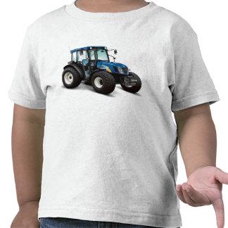 Imagen del tractor para la camiseta del niño