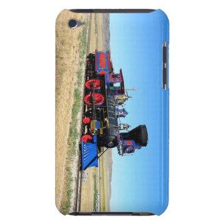 Imagen del tren en el caso del tacto de IPod Funda Para iPod