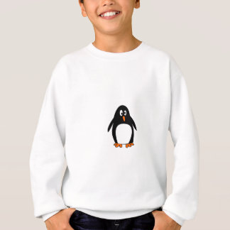 Imagen del tux del linux del pingüino playeras