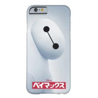Imagen del uno mismo de Baymax Funda Para iPhone 6 Barely There