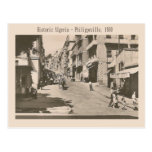 Imagen del vintage, Argelia histórica Philippevill Postales