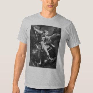 Imagen del vintage - camiseta de Michael del Playeras