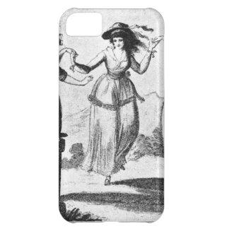Imagen del vintage: Criadas del baile Funda Para iPhone 5C