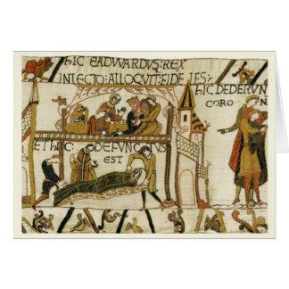 Imagen del vintage de la reproducción, tapicería tarjeta pequeña