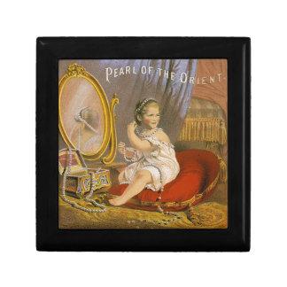 Imagen del vintage Perla del Oriente Cajas De Joyas