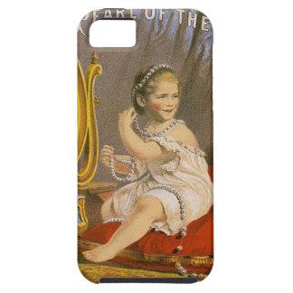 Imagen del vintage Perla del Oriente iPhone 5 Case-Mate Carcasa