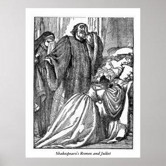 Imagen del vintage - Romeo y Juliet Posters