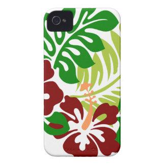 Imagen estupenda de Doper del hibisco Carcasa Para iPhone 4