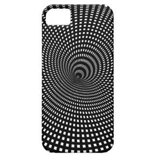 Imagen falsa de la alucinación visual de Wellcoda iPhone 5 Carcasa