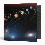 """Imagen generada Digital de nuestra Sistema Solar Carpeta 1 1/2"""""""