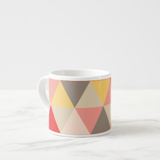 Imagen geométrica/ajustable de PixDezines Taza Espresso
