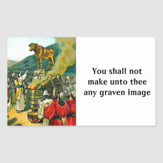 Imagen grabada rectangular altavoz