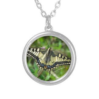 Imagen hermosa de la mariposa colgante personalizado