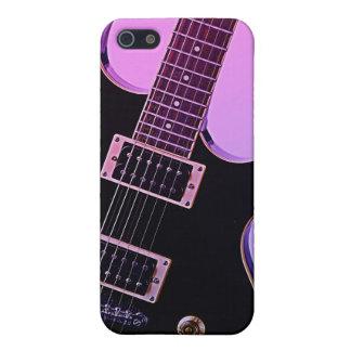 Imagen Ipad de la guitarra o caso de Iphone iPhone 5 Funda
