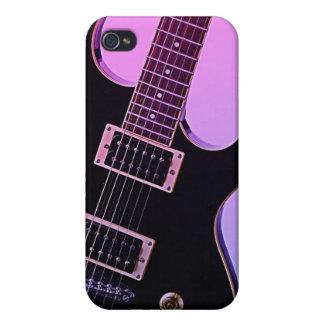 Imagen Ipad de la guitarra o caso de Iphone iPhone 4 Carcasas