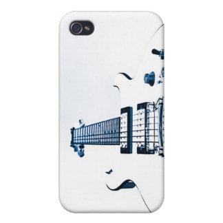 Imagen Ipad de la guitarra o caso de Iphone iPhone 4 Carcasa